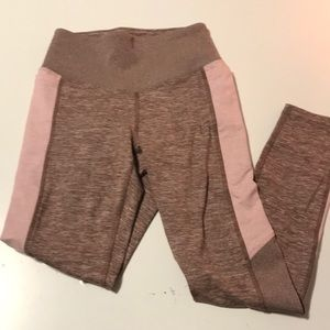 vs pink legging nwot